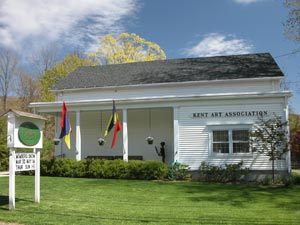 Kent Art Association gallery