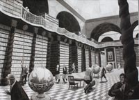 """In the Library"""
