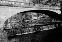 Kent Art Association Best In Show – Kip Miller – Vanderbilt Bridge - Pencil