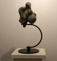 The Carolyn B. Fisher Award for Sculpture – Patrick Purcell – Calder's Lovebirds
